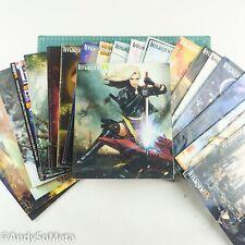 Imagine FX Magazine 22 Issues Art 2011-2013 Star Wars Warcraft Manga ImagineFX