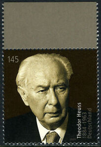 Germany 2517, MNH. Pres. Theodor Heuss, 2009