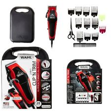 WAHL Professional Hair Cut Clipper Trimmer Set 20 Piece Shaving Machine Bar