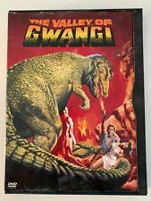 The Valley Of Gwangi DVD James Franciscus Gila Golan Widescreen