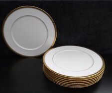 "8 x Noritake 12""  dinner/steak  plates"