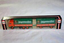 Vintage Herpa Mercedes-Benz Lorry, 1:87, Jagermeister Livery, in Original Box