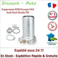 KIT EGR SUPPRESSION VAG VANNE VW 1.9 TDI 100cv / 130cv / 150 cv / 160cv Ø51mm