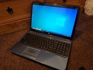 HP Pavilion g6 g6-2081sa Laptop Windows 10 750GB HDD 6GB RAM Intel Core i5 CPU