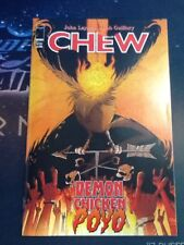 CHEW Demon Chicken Poyo (2012) Image VF/NM (CBFF034)