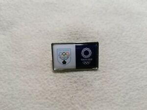 NOC San Marino Olympic Committee for Olympic Games Tokyo 2020 pin model-1