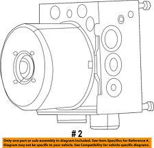 CHRYSLER OEM ABS Anti-lock Brakes-Modulator Valve 68210116AA