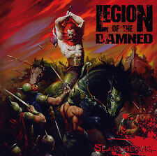 LEGION OF THE DAMNED - Slaughtering... - 2DVD+CD-Digibook - 205634