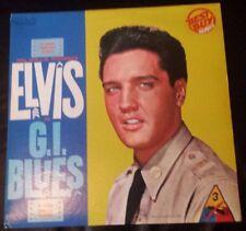 """ELVIS PRESLEY ALBUM """"GI BLUES"""" BEST BUY SERIES RE. MINT"""