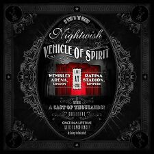 NIGHTWISH New Sealed 2017 LIVE CONCERT & MORE 3 DVD BOXSET