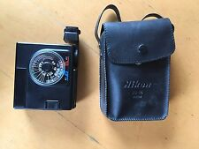 Nikon SS-15 Camera Flash w/Case included