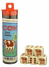 Cow Dice Game