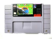 RARE! Championship Soccer '94 SNES Super Nintendo Game TESTED Working AUTHENTIC