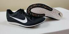 Nike Zoom Matumbo 3 Track Distance Racing Shoes Spikes Black sz 11.5 835995-017