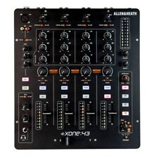 Allen & Heath Xone:43 - 4-Channel Analogue DJ Mixer