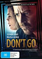 Don't Go  DVD  |  Thriller  |  13 May 2020