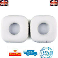 x2 Replacement WHITE Ear Pads For Marshall Major II /III Headphones Foam Cushion