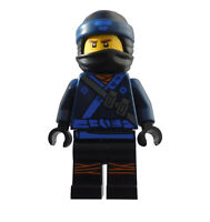 Lego Jay Ninjago the Movie Minifigur Minifig njo313 Ninja Neu