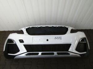 Peugeot 3008 II 2  2016- Onwards Genuine Used Front Bumper Cover