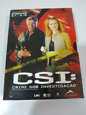 Csi Las Vegas Third Season Episodes 3.1-3.12 - 3 X DVD English Portuguese - 2T