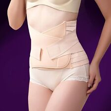 Postpartum Tummy Wrap Invisible Belly Support Belt Corset Post Pregnancy Girdle