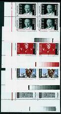 2000 Fermi,Nuclear,Piaf,Hillary,Mount Everest,UNO,Kiss gate,Romania,M.5504,MNHx4