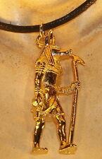 Anhänger Anubis - Schmuckstück - Ägyptisch - Golden