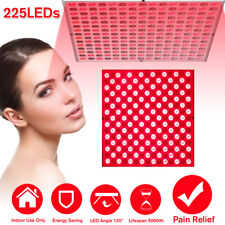 Anti-Aging 225 Led Therapy Panel 660nm 850nm Near Infrared Therapy Light 45W 🔥
