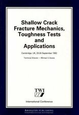 Woodhead Publishing Series in Welding and Other Joining Technologies: Shallow.