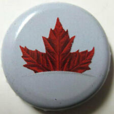 MOLSON CANADIAN LAGER Beer CROWN, Bottle CAP, CANADA, with Maple Leaf