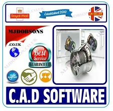 More details for 2d 3d cad - dwg file computer aided software engineering modeling free post