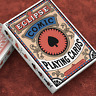 Eclipse Comic (Red) Vintage Transformation Playing Cards - LIMITED EDITION