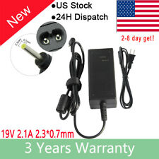 New Brand AC Adapter Charger For Asus Eee PC 1001P 1005HA 1005HAB 1005PE 1101HA