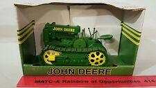John Deere Lindeman Crawler 1/16 diecast metal crawler replica by SpecCast