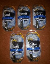 5 x Wilkinson Hydro 3 Rasierer Limited Edition mit Travel Cover  *NEU *