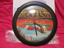 New listing Boston Clock– Don't Look Back Album Design: Nos - Very Rare, Vintage