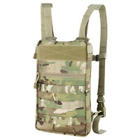 Condor 111030 Multicam Tactical MOLLE Tidepool Hydration H2O Carrier Backpack
