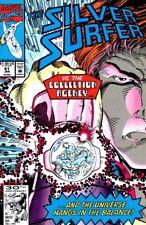 Marvel Comics Silver Surfer #61 Volume 3 1992 VF - NM First Printing