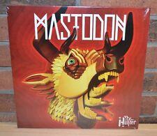 MASTODON - The Hunter, Import LP BLACK VINYL + Lyric Insert New & Sealed!