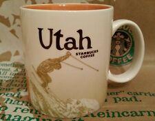 Starbucks Coffee City Mug/Tasse UTAH, Global Icon Serie, NEU mit SKU-Sticker!!
