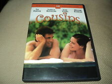 "RARE DVD ""COUSINS"" Ted DANSON, Isabella ROSSELLINI, Sean YOUNG, William PETERSEN"