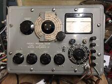 Marconi Vintage Receiver tester