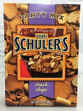 Win Schulers Party Mix Snack Chips 7 oz Schuler's