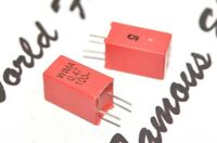 4pcs - WIMA MKP2 0.47uF (0,47µF 470nF) 100V 5% pitch:5mm Capacitor