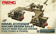 Meng 1/35 Israel Nochri Degem Dalet Heavy Mine Roller System # SPS-021