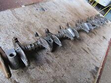 Bedford 466 engine rocker shaft assembly tk KM truck lorry bus coach 381 7166106