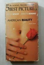 New listing American Beauty (Vhs, 2000) ex-rental
