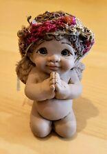 1994 Dreamsicles Cast Art Figurine #Dc703 Bedtime Prayer