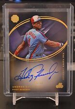Andres Galarraga AUTO 24/50 GEM 10 SP 2016 Topps Company The Mint Montreal Expos