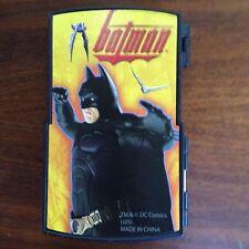 DC Batman Movie storage case loose as is